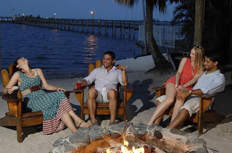 Captain Hiram Resort celebration