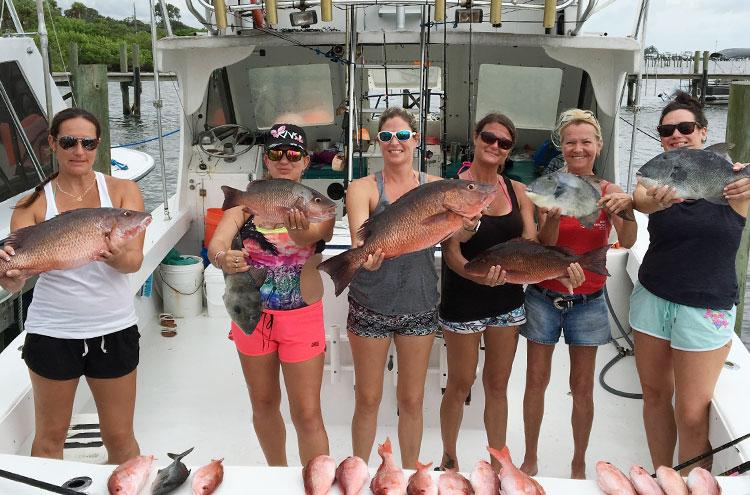 Captain Hiram Resort Fishing 2