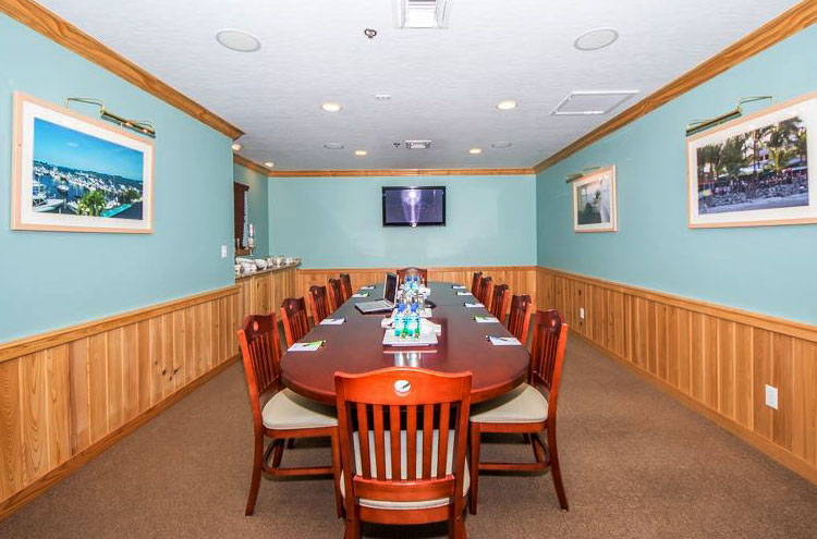 Captain Hiram Resort Meeting Room