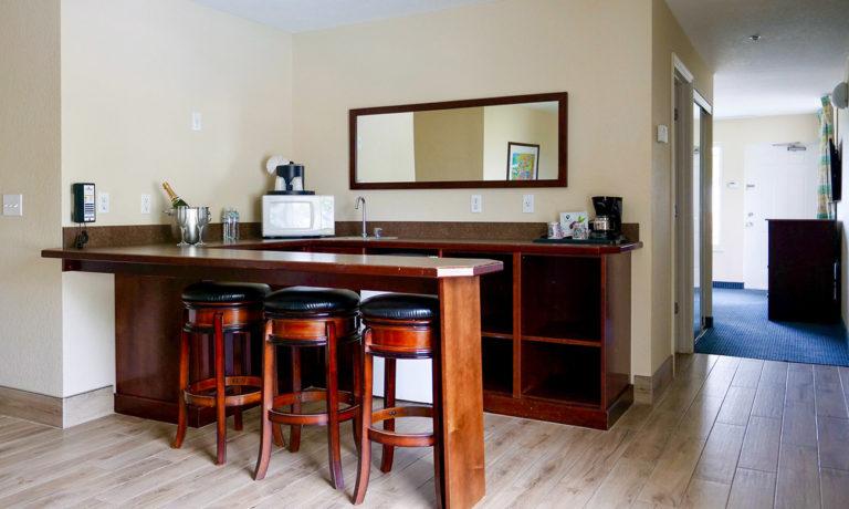 Hiram Suite Bar