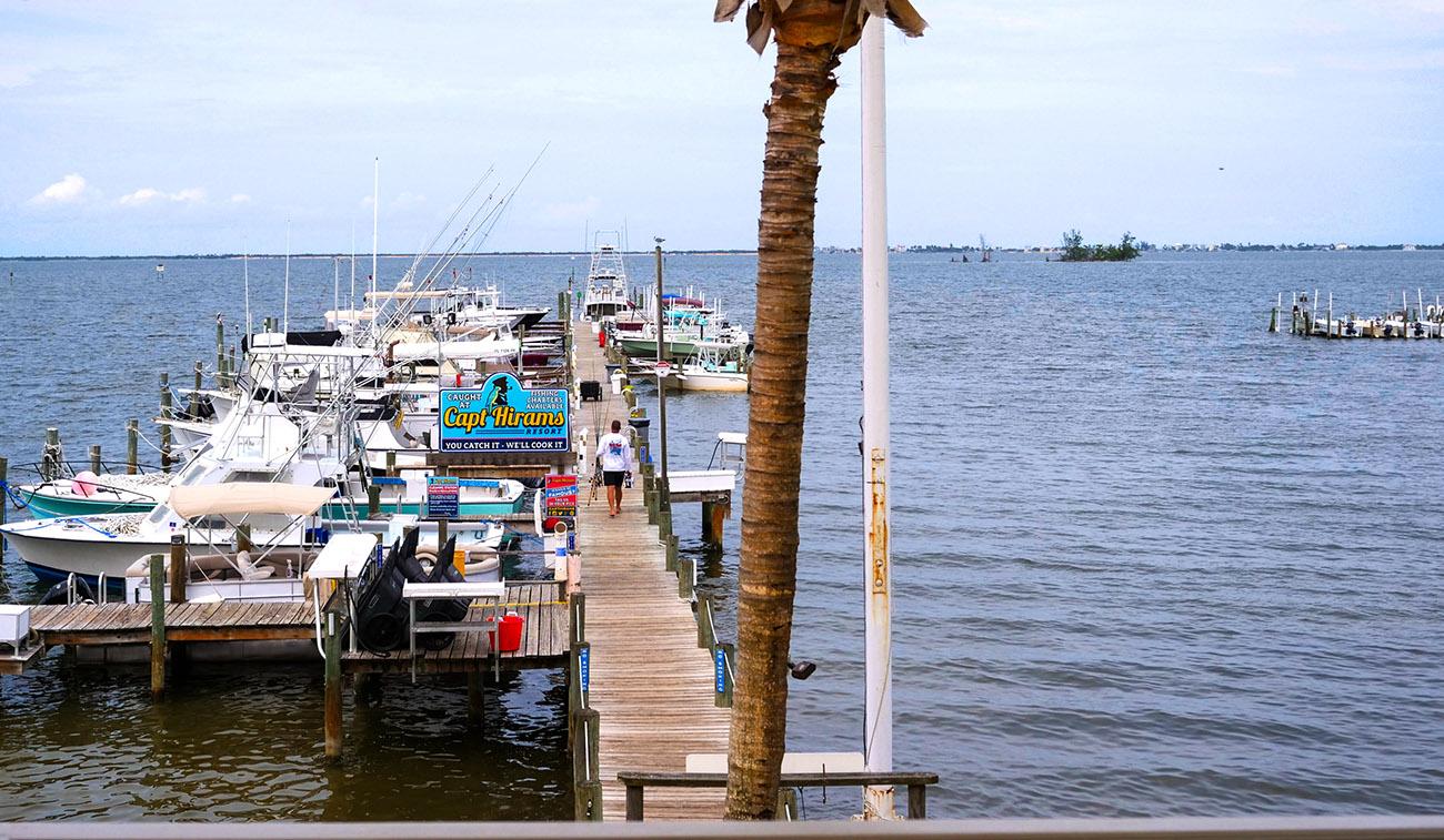 Hirams Riverfront Marina