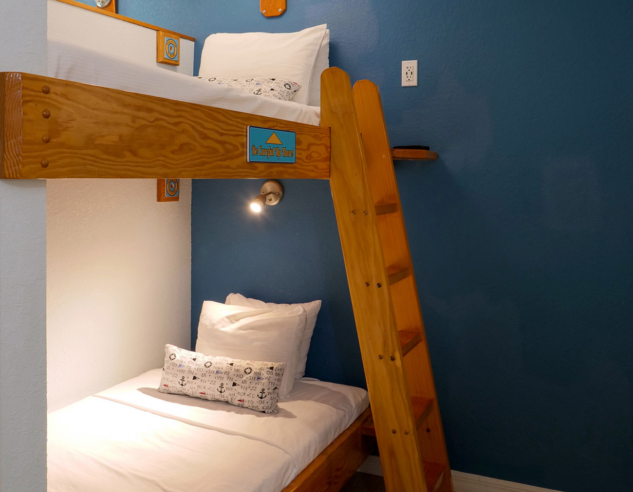 Hiram Standard Room